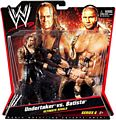 Mattel WWE - 2-Pack: Undertaker and Batista