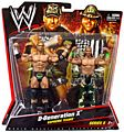 Mattel WWE - 2-Pack: D-Generation X - Triple H and Shawn Michaels
