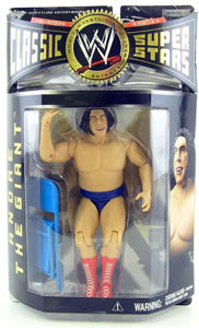 Andre The Giant Afro No Strap Series 7