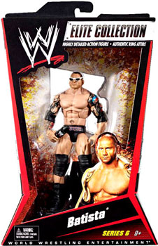 WWE Elite Collection - Batista
