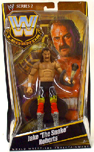 WWE Legends - Jake The Snake Roberts