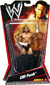 Mattel WWE - CM Punk