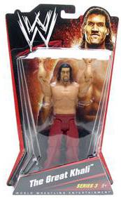 Mattel WWE - The Great Khali