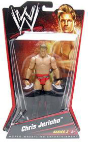 Mattel WWE - Chris Jericho