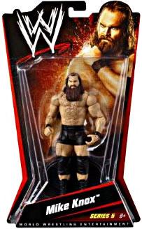 WWE Basic Series 5 - Mike Knox