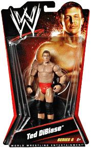 WWE Basic Series 6 - Ted DiBiase