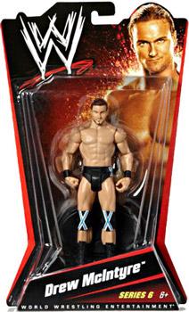 WWE Basic Series 6 - Drew McIntyre