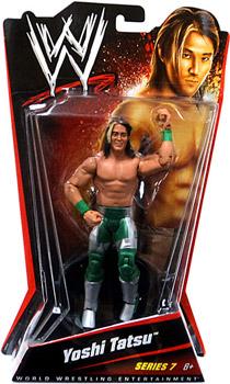 WWE Basic Series 7 - Yoshi Tatsu