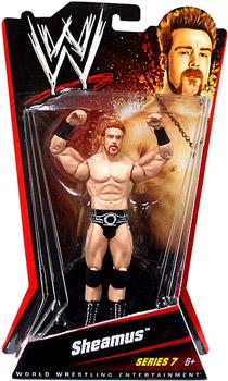 WWE Basic Series 7 - Sheamus
