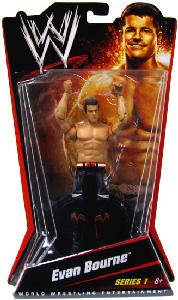 Mattel WWE - Evan Bourne