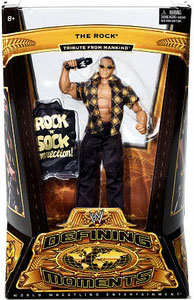 WWE Defining Moments - The Rock - Raw Is War This is Your Life