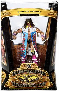 WWE Defining Moments - Ultimate Warrior - Wrestlemania VII