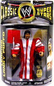 WWE Classic - Genius Leaping Lanny Poffo