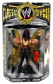 WWE Classic - The Big Red Machne - Kane