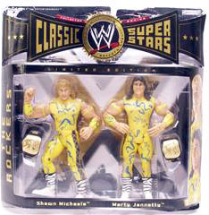 WWE Classic Teams - The Rockers
