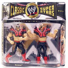 WWE Classic Teams - The Legion of Doom - NO BELT