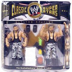 WWE Classic Teams - The Bushwhackers