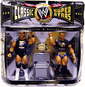 WWE Classic - Lex Luger and Dean Malenko