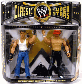 WWE Classic - Grandmaster Sexay and Scotty 2 Hotty