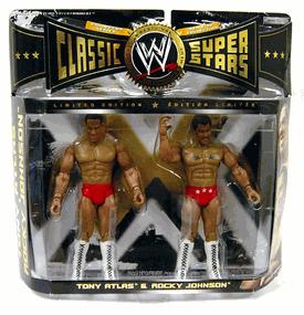 WWE Classic - Tony Atlas and Rocky Johnson