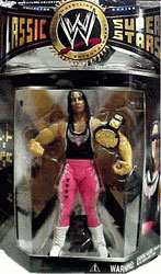 Bret The Hitman Hart - Pink Trunks