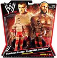 Mattel WWE - 2-Pack: Vladimir Kozlov and Ezekiel Jackson