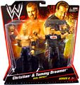 Mattel WWE - 2-Pack: Dual Impact - Christian and Tommy Dreamer