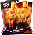 Mattel WWE - 2-Pack: Supreme Teams - The Hart Dynasty - DH Smith - Tyson Kidd