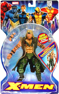 New X-Men: Ultimate Sabretooth