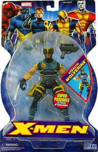 New X-Men: Stealth Wolverine