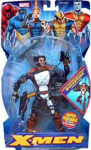 New X-Men: House Of M Air Strike Wolverine