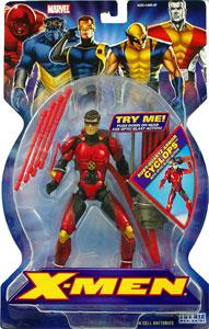 New X-Men: Ruby Cyclops