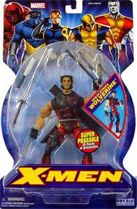 New X-Men: Ninja Wolverine