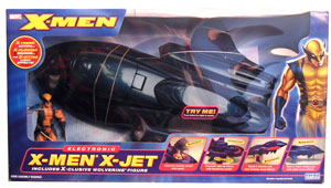 X-Men X-Jet