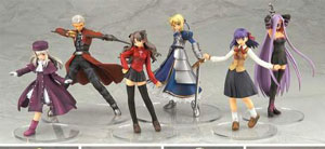 Fate Stay Night - Set of 6