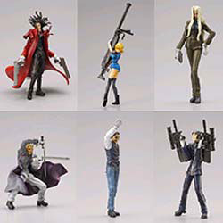 Hellsing Series 1 Set of 6