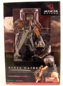 Ninja Gaiden - Ryu Hayabusa Vinyl Statue