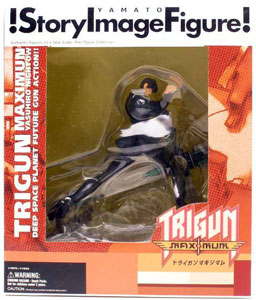 Trigun Maximum: Nicholas D Wolf