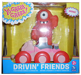 Drivin Friend - Muno with Vehicle
