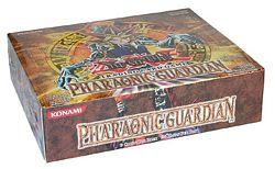 Yu-Gi-Oh Boosters: Pharaoh Guardian Box