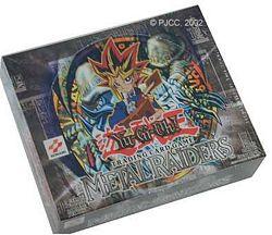 Yu-Gi-Oh Boosters: Metal Raider Box
