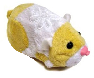 Zhu Zhu Pets Hamster - Patches