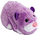 Zhu Zhu Pets Hamster - Exclusive Justice