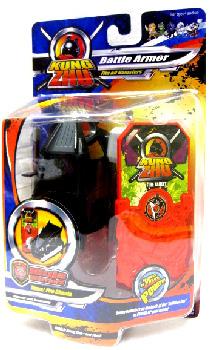 Kung Zhu Ninja Armor - Fire Chunin