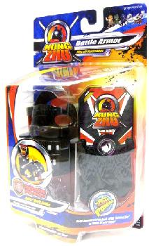 Kung Zhu Ninja Armor - Dark Jonin