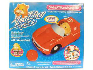 Zhu Zhu Pets Hamster - Convertible Sports Car [Hamster NOT Included]