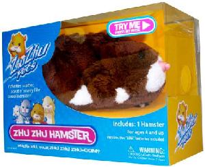 Zhu Zhu Pets Hamster - Scoodles