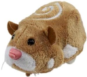 Zhu Zhu Pets Hamster - Mr Squiggles