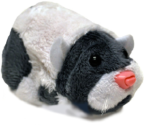 Zhu Zhu Pets Hamster - Jinx