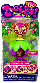 Zoobles Petagonia Animal Mini Catlin 001
